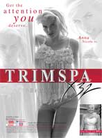 TrimSpa X32 und Anna Nicole Smith
