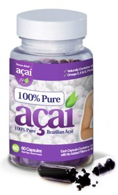 Pure Acai Diet Pillen