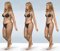 Setzen Sie Ihren BMI herab
