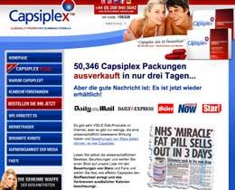 Capsiplex_Diätpillen