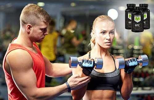 Zugesagte Vorteile Muscletronic