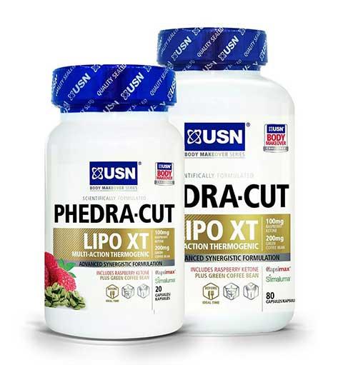 Was ist Phedra Cut Lipo XT und wie wirkt es?
