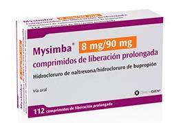 Mysimba ist ein verschreibungspflichtiges Medikament