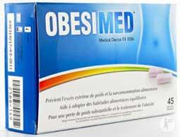 Obesimed ist eine Marke für Ergänzungsmittel