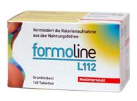 DiatpillenFormoline L112 Gewichtsregulierende Tabletten