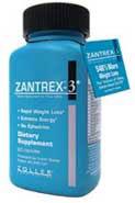 Zantrex 3 Beurteilung Zantrex-3 funktioniert es
