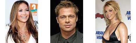 Jennifer Lopez, Brad Pitt und Britney Spears gehören angeblich zu den A – Promis aus Hollywood, die Capsiplex einnehmen