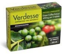 Verdesse Grüne Kaffee Diätpillen