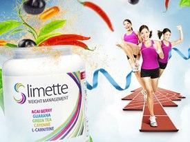Slimette ist ein Produkt für den europäischen Markt