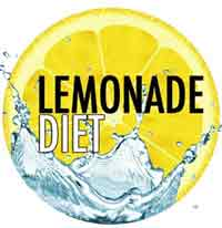 Lemonade diet graphic