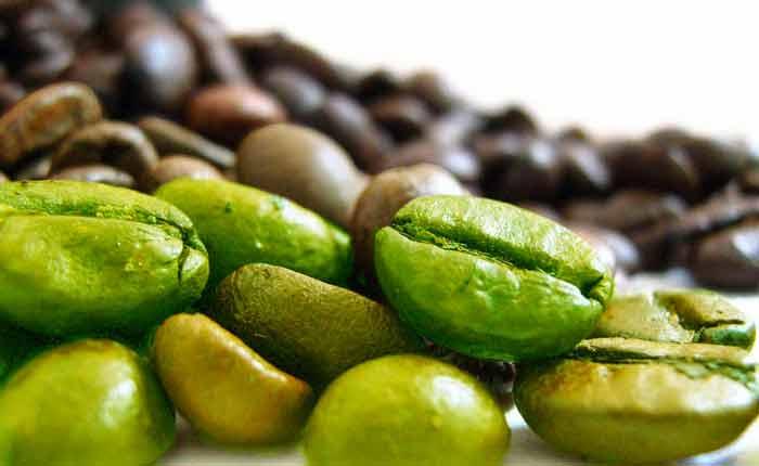 Grüner Kaffee und seine Vorteile beim Abnehmen