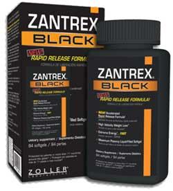 Was ist Zantrex Black und wie wirkt es