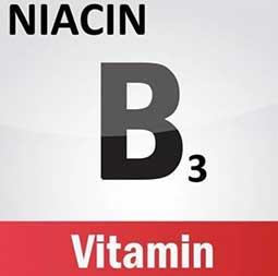 Die gute Nachricht ist, Niacin (Vitamin B3)