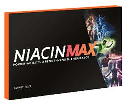 NiacinMax ist ein Ergänzungsmittel für Bodybuilding