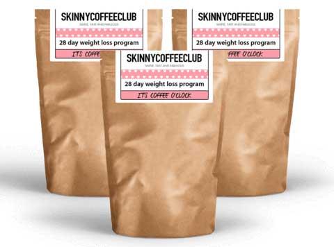 Angebliche Vorteile von Skinny Coffee