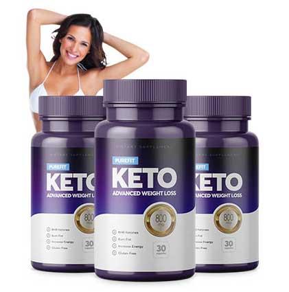 Wie funktioniert Purefit KETO?
